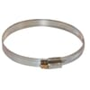 HC hose clamp 9mm stainless steel