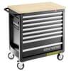 Heavy Duty Chrono.8M4 tool trolley, 8 drawers