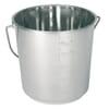Steel bucket
