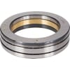 Axial cylindrical roller bearings SKF, series 811..