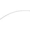 Concave wire