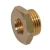 Reducing Adaptor female/male Brass M14x1.5-1/2 14NPTF