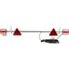 Light bar LED 1100-1600mm 7.5