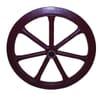 Zhutňovacie koleso - 900 mm - s oválnymi spicami