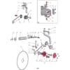 22 Kotúčové krojidlo vhodný pre Agrolux / Kongskilde XRWT 41075