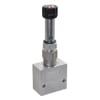 2-way flow control valve prop type PFC-RC NC