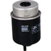Fuel change filter