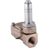 "2/2 NC messing 3/8""-3"" lucht /water, indirect bediend ESV 100.. serie"