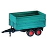U02010 Trailer with removable top