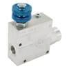 3 way flow control valve type FPRF