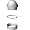 Sight glasses - Plastic - Spare parts