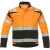 Sommer-Warnschutzarbeitsjacke Harwich EN 20471