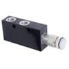Counter balance valve single VOSL 1116