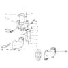 Kverneland - Vicon LZ 301 / 401 / 451 - Injecteur