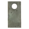 Mower blade RH 94x48x3mm bore Ø19mm Suitable for Claas 25 pack