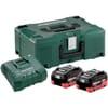 Accu pack 2 x LiHD 18 V/8,0 Ah