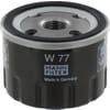 Lubrication oil filter
