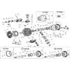 Ersatzteile passend für Bertolini PBO 1440-1540