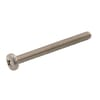 DIN7985 Vis à tête cylindrique bombée cruciforme, métriques, acier inoxydable A2 - AISI304