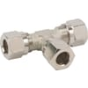 T-compression fitting type TCCR..