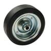 Spare wheels for trailer wheel jacks