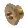 Reducing Adaptor female/male Brass M14x1.5-M20x1.5