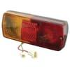 Rear lamp 184 x 76mm