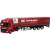 KRA450600012 DAF XF med 'Kramp' tipvogn