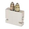 Counter balance valve dual CB 10