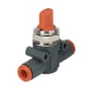 In-Line Ball valve - Series V2V L and V3V L-A -  Metal Work