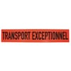 "Bord ""Transport exceptionnel"""