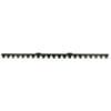 ESM - Messer für Fingerbalken (Freischnitt) komplett
