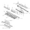 Case - IHC Taumel Axialflow vágási szélesség 3,60M