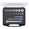 "1101-19 Socket set 1/2"" in i-BOXX® 21-piece"