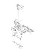 Kultivátor Kongskilde - prídavný rám VF 2000-4000-4200-4300 Vibroflex