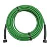 Plastic high-pressure hose green cpl. 2x swivel nut M22x1.5 (300 bar)
