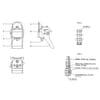 Hydro-Fix multi snelkoppelingen voor aankoppeling 3e en 4e functie
