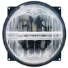 LED headlight square built-in M133