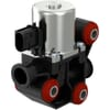 Control valves for SCR systems