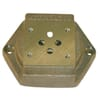 Cetop 03 sub plate NW6L
