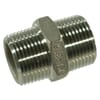 Fitting Nr.280 - Koppeling - 2x buitendraad - RVS 316