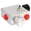 3 way flow control valves type VPR ET - VMP+VE