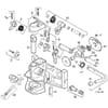 Pièces pour Rockinger série RO 850 D, ancien réglage en hauteur