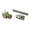 Onderdelen hydraulische topstang