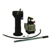 Hydraulische steunpootcilinder compleet met handpomp 5,7 ton C