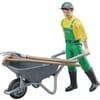 U62610 Figure set farmer with accessories