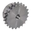 "Kettingwielen voorgeboord - BS / DIN 8187 - Duplex 1/2"" x 5/16"""