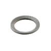Schnorr circlips, zinc-plated
