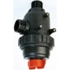 Suction filter with male thread and valve - GEOline