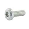 DIN 7500C Taptite screws with Torx raised head, metric zinc-plated
